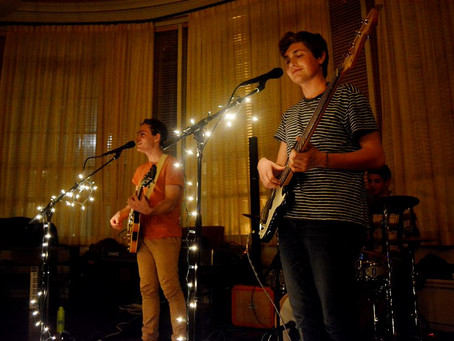 Boston Indies New Dakotas Create Intricate Harmonic Blend On New Self-Titled EP