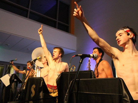 """Submissions Now Open for MusicBoxPete's Annual """"Bands of Summer"""" Shirtless Photo Special!"""