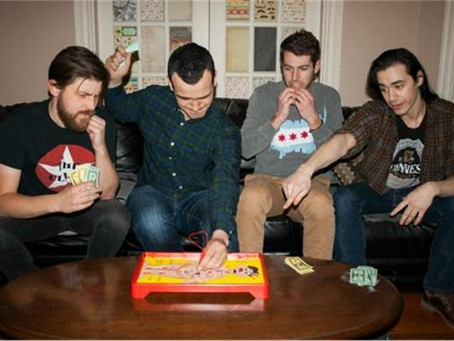 """The Relevant Elephants Make Their Triumphant Return With Their New Track """"A Yes or A No"""""""