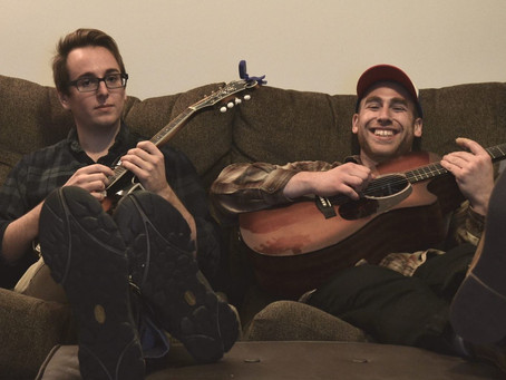Somerville Based Americana Duo Jake Swamp and The Pine Release Debut Self-Titled EP