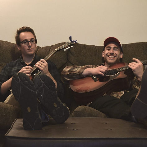 Somerville Based Americana Duo Jake Swamp and The Pine Release Debut