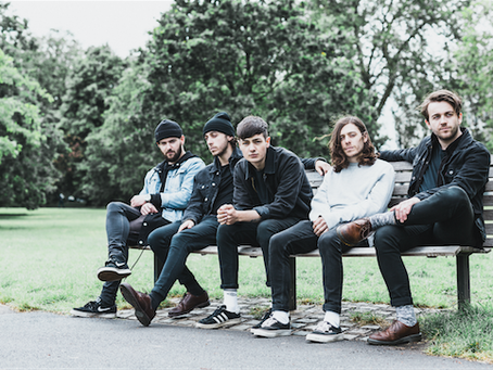 """Blackpool, UK's Boston Manor Debut New Single """"Lead Feet"""" on Alt Press"""