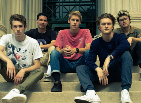 """Boston Based Rock Outfit Juniper Are """"Here For The First Time"""" In Exquisite Music Vid"""