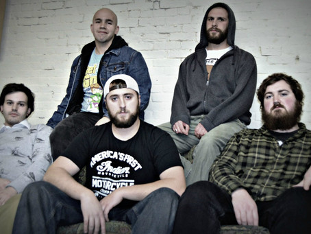Manchester, NH Based Rockers Dive Team Kicking Off Mini Tour This Weekend @ Sammy's Patio