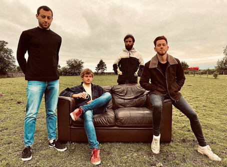 """Leeds, UK's own Wolforna """"Came To Your Shores"""" On New Single Out Today"""