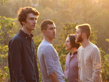 Providence, RI's Post-Prog/Garage Rockers The Rare Occasions Set for 6/21 Cafe 939 Show