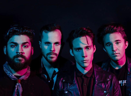 LA Based Alt Quartet Weathers Set to Electrify Paradise Rock Club on 2/14