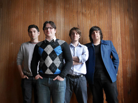 Lowell's Western Education To Perform w/ Paper Route & Leir This Coming Mon. @ TT's