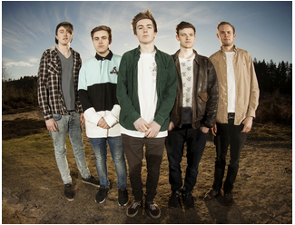"""U.K. Bred Homebound To Release Debut EP """"Coming of Age"""" on July 21"""