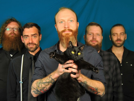 Louisville, KY Indie Rockers Quiet Hollers Set To Play Midway Cafe in JP on 5/18