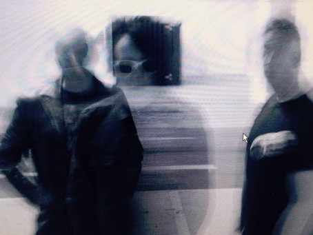 Interview w/ London Based Goth Punkers Calling All Astronauts