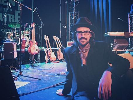 Somerville Based Roots Rocker Greg Klyma Gearing For Fri. 1/17 Gig @ Stubblebine Lutherie