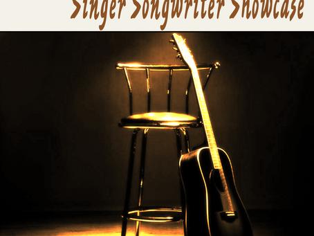 """Track Listing Revealed For """"Singer Songwriter Showcase"""""""