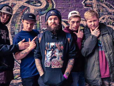 """UK Pop-Punkers WSTR Ready For Release of New EP """"SKRWD"""""""