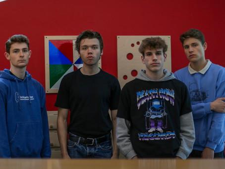 "PREMIERE: Grand Rapids Indie Heartthrobs Pretoria Return w/ Stunning New Single ""Gently"""