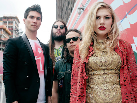 NYC Piano Rockers Scarlet Sails To Rock Lizard Lounge Tomorrow Night 7/21
