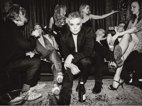 "Boston Based Glam Rocker Gene Dante Hits The ""High Time"" on New Single"