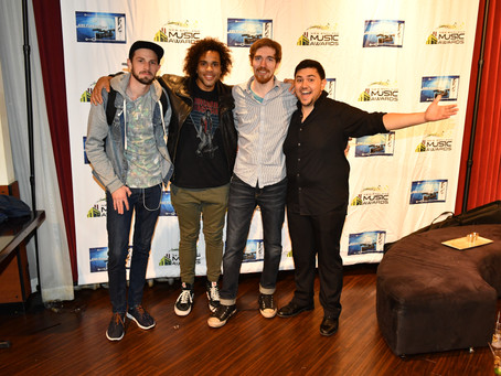 Boston's Own Dan Masterson Wins Last Band Standing Competition at Hard Rock Cafe