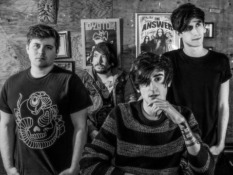 Spend Some Time w/ Boston, UK's The Ultraviolet