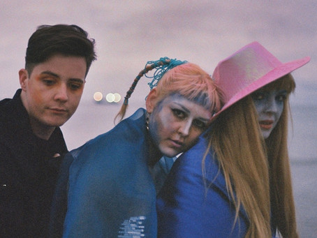 """Belfast Dream Poppers Beauty Sleep Are """"All In"""" On New Single"""