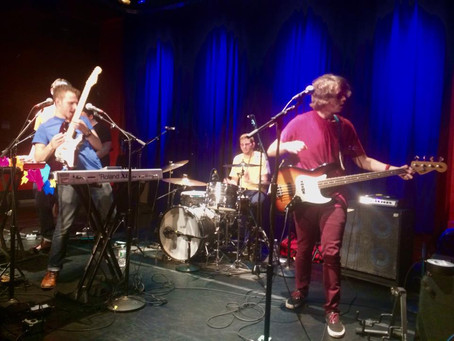 Long Island's Bohemians Turn Some Heads @ Recent Cafe 939 Show