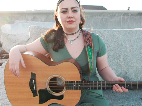"""Londonderry, NH Bred Amanda McCarthy Heading Out On """"Road Trip"""" With Full Length Debut LP"""