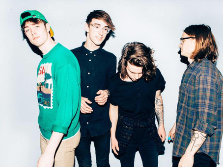 Woodbury, MN's Hippo Campus Set To Electrify Mid East Downstairs on 6/11