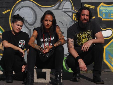Interview w/ LA Based Garage Rockers Tarah Who?
