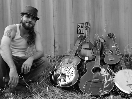 MIlwaukee's Jacob Green Brings Something New To The Folk Table