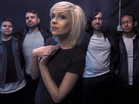 Interview w/ Nashville Based Post-Grunge Rockers The Nearly Deads