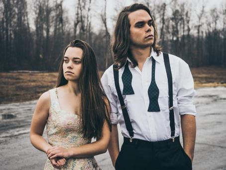 "Boston Based Brother & Sister Duo Jocelyn & Chris Arndt Release New Single ""Footprints"