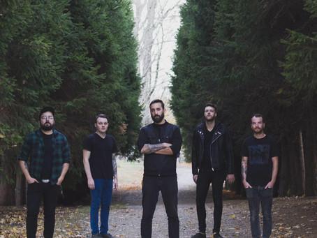 "Lowell Based Hardcore Rockers Eyes on Satellites Debut New Single ""Swan Song"""