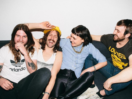 """Milwaukee Dream Poppers GGOOLLDD Find Their Footing In New Tune """"Excelsior Springs"""""""