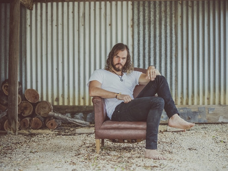 "Aussie Native Benny Walker Finds His Calling With ""Will There Be A Light"""