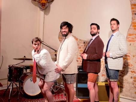 """Thee Idea Men Premiere New Album """"New Level Shoes"""""""