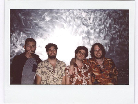 "Surf Vietnam Is ""Compelling At Times"" On New Single"", Set To Play PA's Lounge Ton"