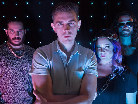 Columbus, OH Synthpop Masters Digisaurus Set To Rock Out Mid East Corner on 4/11