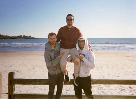 Local Indie Beach Outfit Tipling Rock Set To Join Up w/ Dylan Rockoff for 9/24 Red Room Show