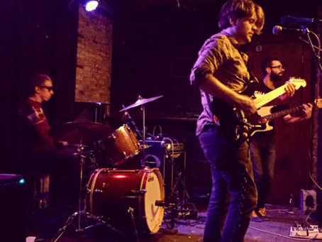 Boston Based Psych Rockers Violet Intent Readying For Out Of The Blue Too Performance This Sat. 3/26