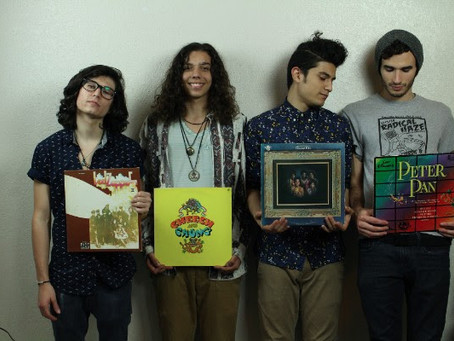 """Smoking Hot Funk Rockers Sweet Cambodia Dim It Low On New Track """"Cold Copper"""""""