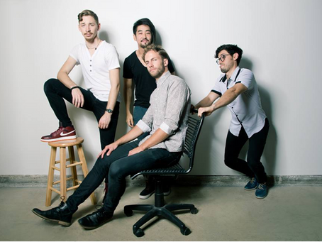 "Berklee Grads Night Lights Release Brand New Single ""Take My Hand"""