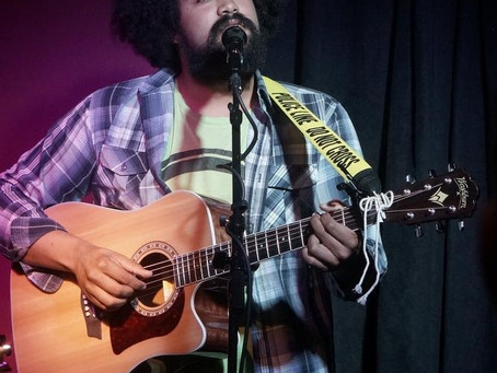 """""""You're Invited"""" To Check Out Local Singer-Songwriter Zion Rodman and His Debut LP"""