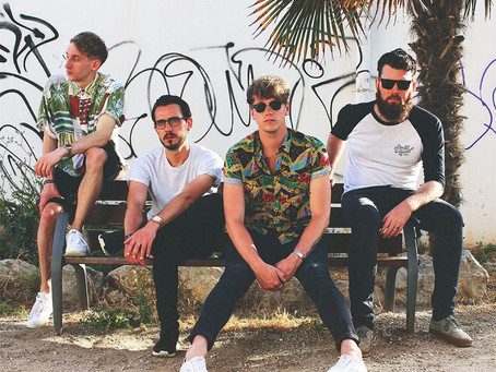 Stoke, UK's Delamere To Release Debut LP 8/19, Tour Itinerary Released Along w/ New Single
