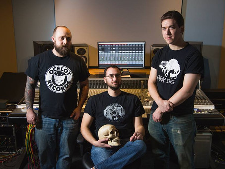 """Local Boston Punk Rockers The Digs Release Unhinging New EP """"Kinetic"""""""