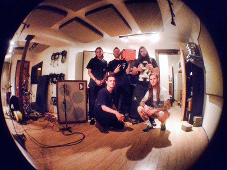 Cincinnati's Great Dane Gearing Up To Release New EP Recorded Right Here in Boston