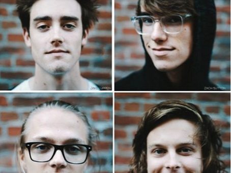 Minnesota Musical Hunks Hippo Campus Set To Open For Saint Motel @ Royale on 10/19