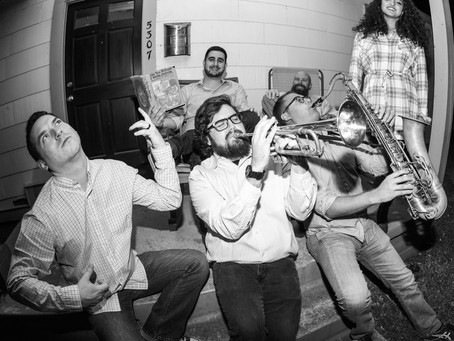 """Austin, TX's Slow Cooked Gear Up For SXSW With New Tune """"Thunder and Lightning"""""""