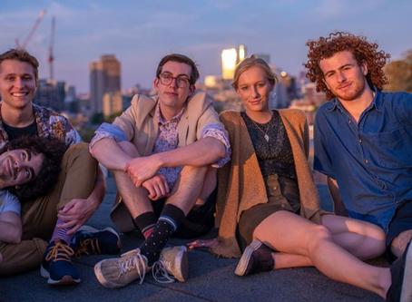 """Boston Indie Newbies Faxi Moto Go """"Underwater"""" On Debut Single"""