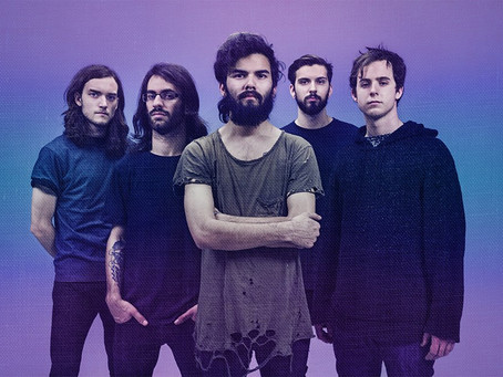 Quick Chat w/ Australia's Northlane