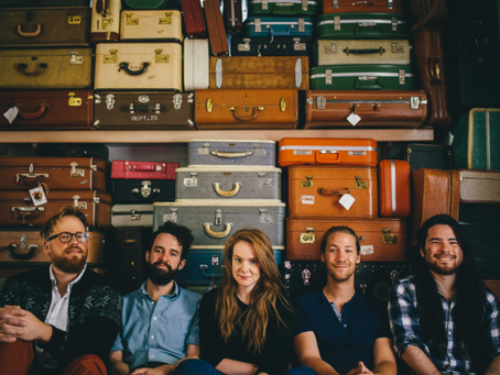 Local Country Folksters The Novel Ideas Set To Play Cafe 939 Tomorrow Night 9/7